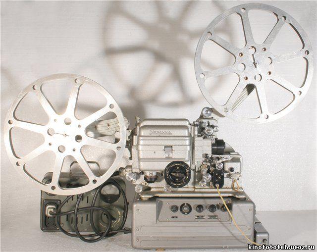 Кинопроекторы серии Украина